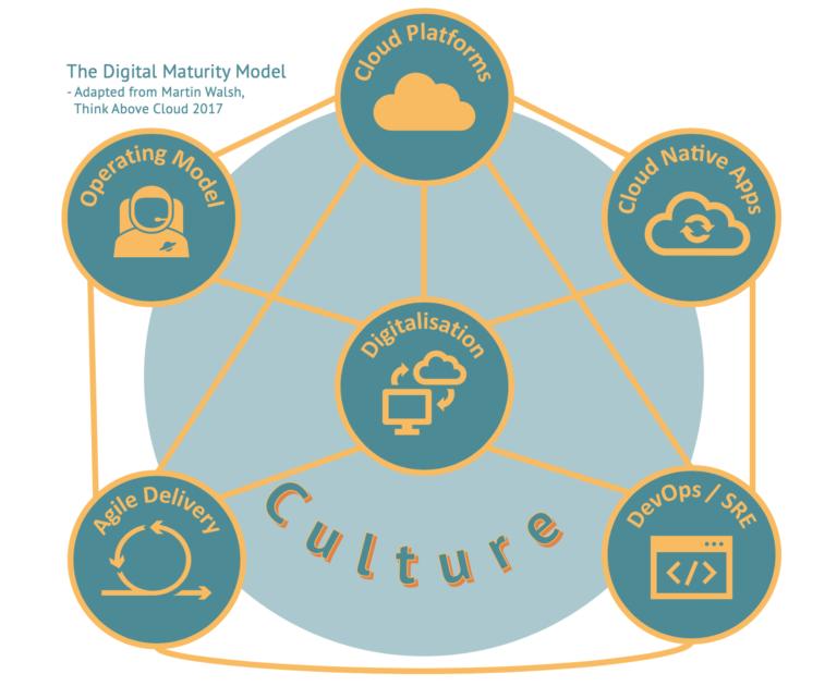 The Digital Maturity Flower