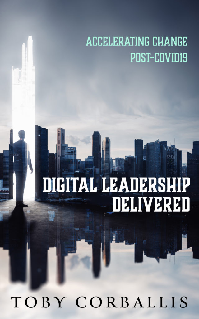 Book Cover for Digital Leadership Delivered